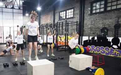 什么是CrossFit?Crossfit训练有什么好处?