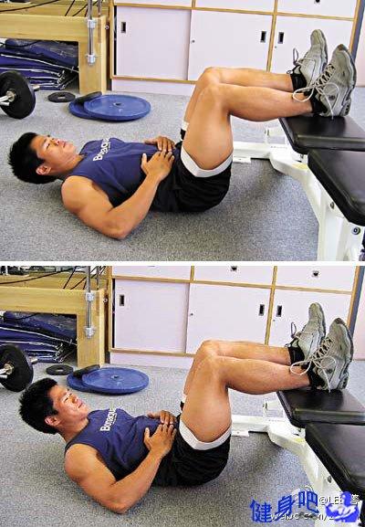 腹肌贴使用方法图解