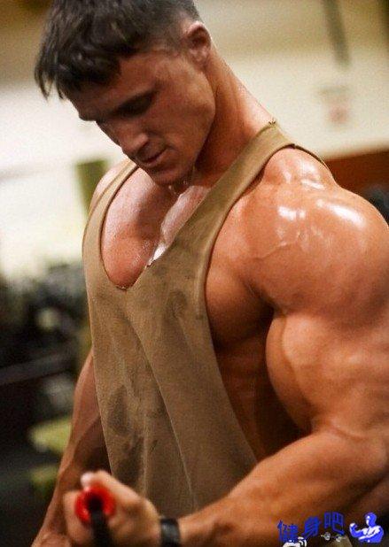 全球资讯_全球头号健身模特格雷格(Greg Plitt)-健身吧