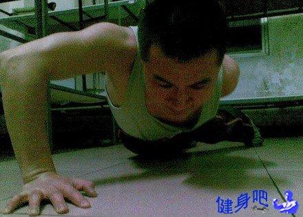 俯卧撑:俯卧撑正确做法动作及方法图解教程