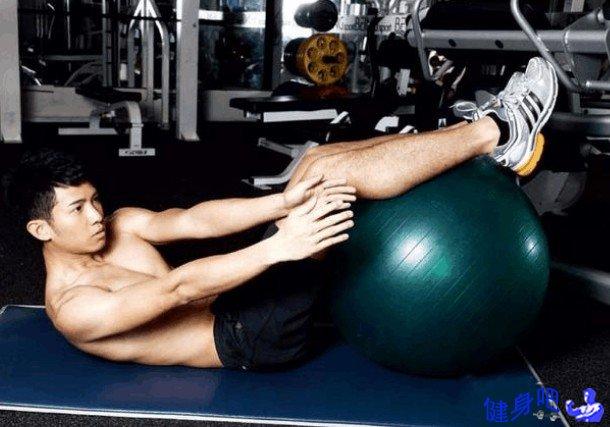 侧腹旋转肌 - 侧腹旋转肌动作图解教程