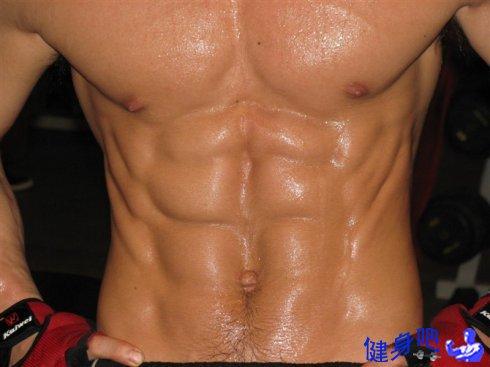 腹部锻炼:第三阶段,雕刻腹肌