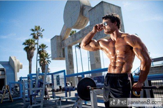全球第一健身模特