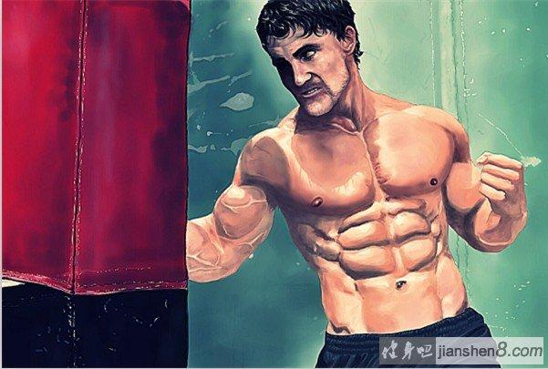全球资讯_格雷格 普利特(Greg Plitt)肌肉照,全球第一健身模特(4)_健身吧