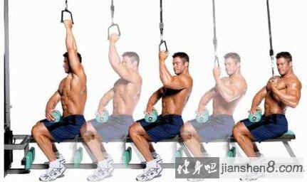 前锯肌怎么练图解,前锯肌锻炼方法介绍