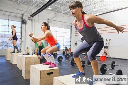 hiit减脂健身训练计划