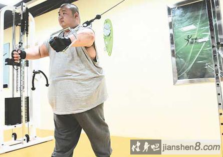 肌肉锻炼计划表_胖子锻炼计划、胖子减肥健身计划表_健身吧