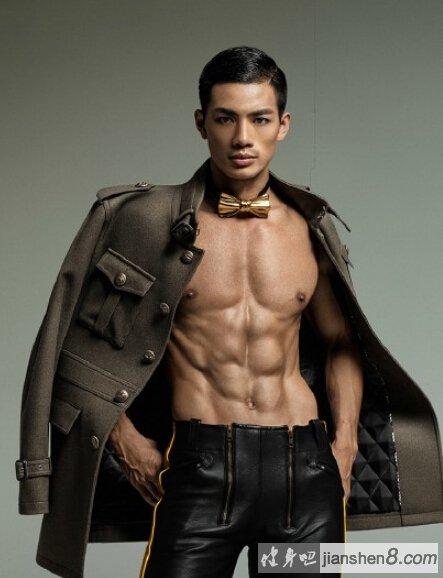 北京les群号_亚洲先生朱晓辉肌肉照裸露大秀性感肌肉!!!_健身吧