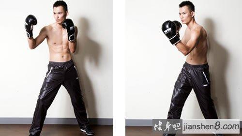 有氧健身操迅雷下载_有氧拳击健身操,简单搏击动作教学(2)_健身吧