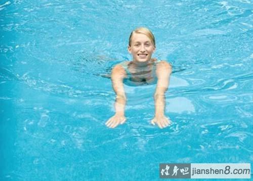 蛙泳长划臂技巧详解,蛙泳长划臂的练习视频教学