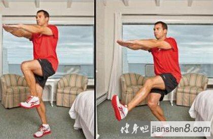 怎么锻炼腿部肌肉?腿部肌肉锻炼方法图解