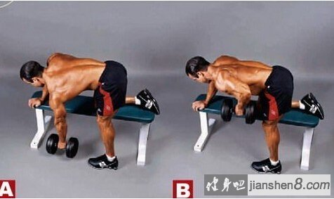 肩部肌肉锻炼方法大全