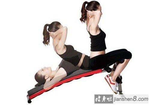 下腹肌锻炼方法图解,下腹肌怎么练!