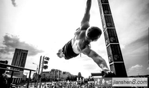 极限健身动作的五大神技 你会几个?_健身吧