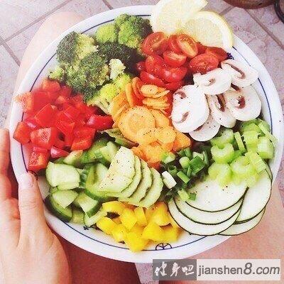 一周营养减肥食谱_女生减肥饮食计划食谱 明星独家食谱公开_健身吧