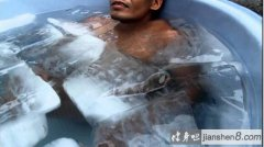 【运动恢复】健身运动后是洗冷水澡还是热水澡?