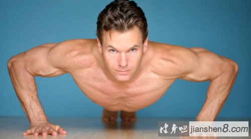 俯卧撑分解动作:六个动作教你学会俯卧撑!