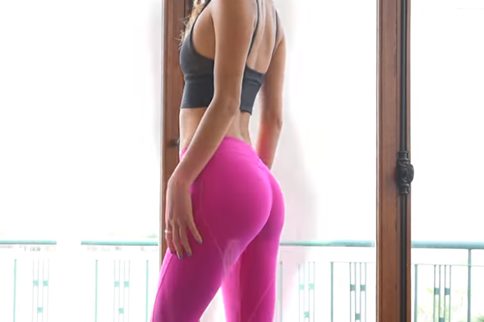 女人怎样提臀 这几步让你快速提臀 减肥塑形